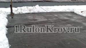 Подготовка уборка снега