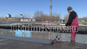 Ремонт мягкой кровли на гараже в Москве