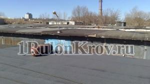 Ремонт крыши гаража район Останкино