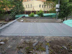 Ремонт крыши гаража Большая Академическая