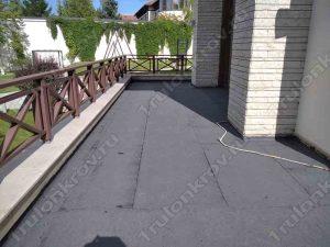 Гидроизоляция балкона материалом Технониколь